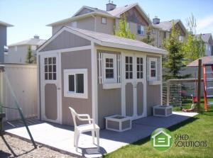 request a quotefree book an in home consultationfree - Garden Sheds Edmonton
